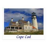 Faro de la montaña, Cape Cod Truro Postal