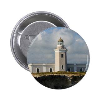 Faro de Los Morillos de Cabo Rojo Buttons