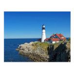 Faro de Maine Coastal Postal