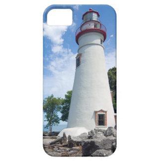 Faro de Marblehead iPhone 5 Carcasa