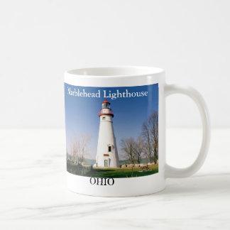 Faro de Marblehead taza de Ohio