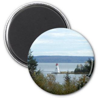 Faro de Nueva Escocia Imán