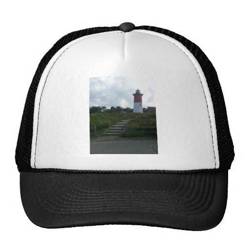 Faro de Nueva Inglaterra Gorra