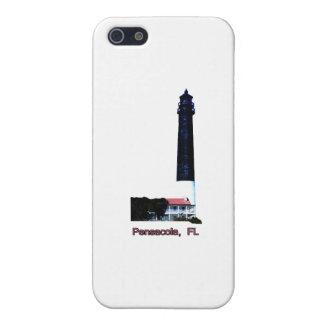 Faro de Pensacola FL los regalos de Zazzle del MUS iPhone 5 Carcasa