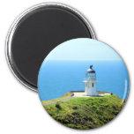Faro de Reinga del cabo, Nueva Zelanda Imán Para Frigorífico