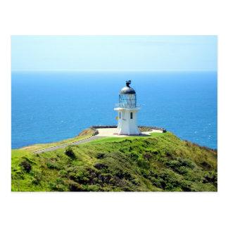 Faro de Reinga del cabo, Nueva Zelanda Postal