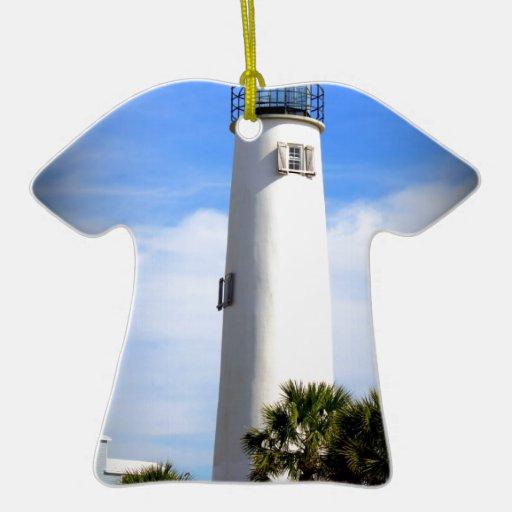 FARO DE SAN JORGE DEL CABO - ISLA DE SAN JORGE, FL ORNAMENTOS DE REYES