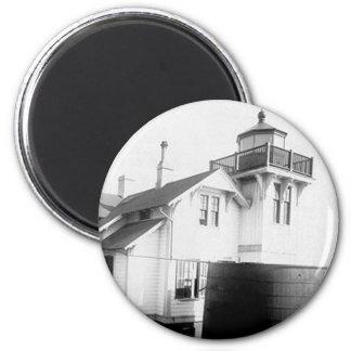 Faro de San Luis Obispo Imán Redondo 5 Cm