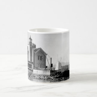 Faro de Saugerties Taza De Café