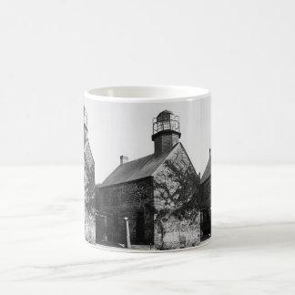 Faro de Selkirk Tazas De Café