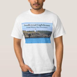 Faro de Swallowtail, Manan magnífico, N.B.T-Shirt Poleras
