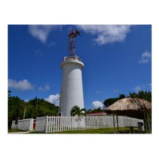 Faro de Toco del punto de Galera, Trinidad Postales