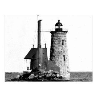 Faro de Whaleback Tarjetas Postales