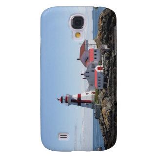 Faro del este de Quoddy Funda Para Galaxy S4