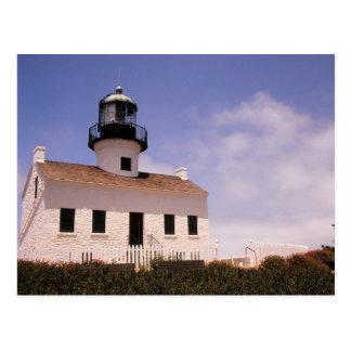 Faro del Point Loma, San Diego, California Tarjetas Postales