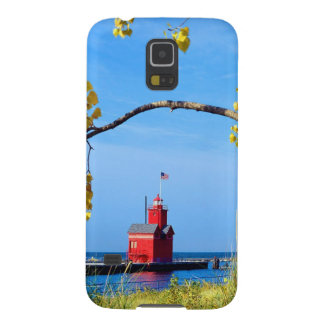 Faro del puerto de Holanda Carcasa Galaxy S5