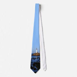 Faro del punto de la paloma corbata