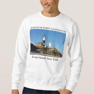 Faro del punto de Montauk, Long Island Nueva York Jersey
