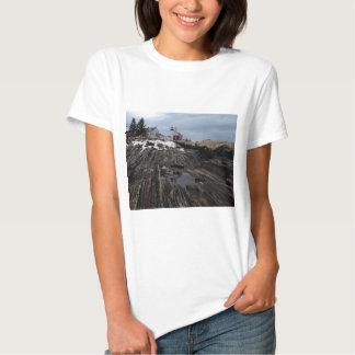 Faro del punto de Pemaquid Tshirt