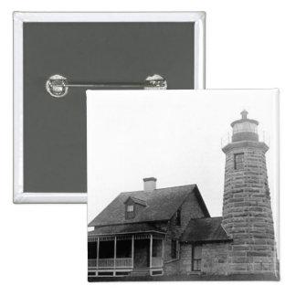 Faro del punto del molino de viento pins