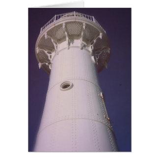 Faro del rompeolas de Wollongong Tarjeta De Felicitación