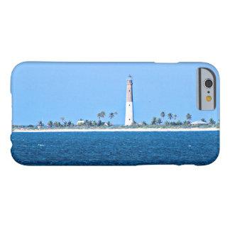 Faro dominante del necio, Tortugas seco la Florida Funda Barely There iPhone 6