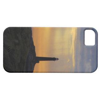 Faro en la salida del sol iPhone 5 Case-Mate protectores