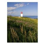 Faro en St Martins, Nuevo Brunswick, 2 Postal
