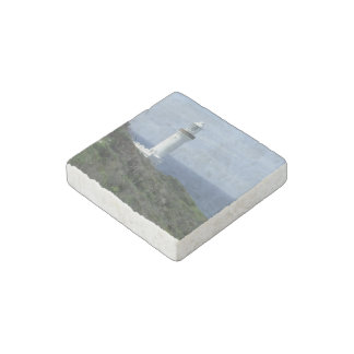 Faro escénico imán de piedra