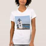 Faro holandés de la isla camiseta