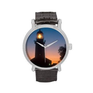 Faro, isla de Robben, Cape Town 2 Reloj De Mano