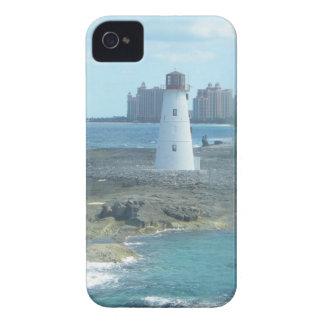 Faro la Atlántida de Nassau Funda Para iPhone 4 De Case-Mate