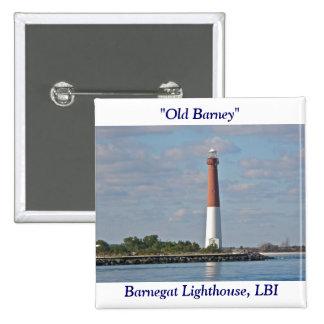Faro LBI NJ de Barney viejo Barnegat Pin