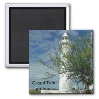 Faro magnífico del turco imán cuadrado