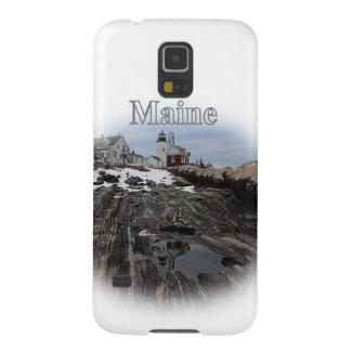 Faro Maine del punto de Pemaquid Funda Para Galaxy S5