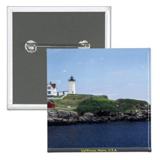 Faro, Maine, los E.E.U.U. Pins