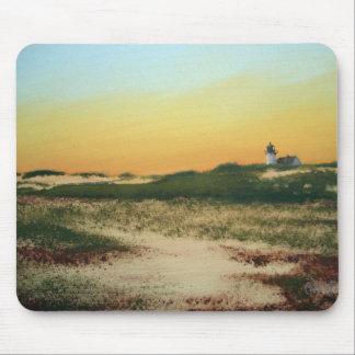 Faro Mousepad de Cape Cod del punto de la raza