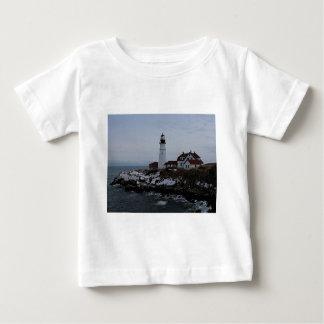Faro principal de Portland Camisetas