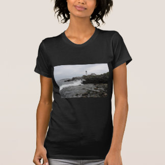 Faro principal de Portland T-shirts