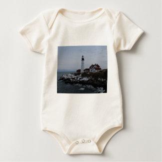 Faro principal de Portland Trajes De Bebé