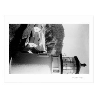 Faro principal PhotographCoast de Hacenta Postal