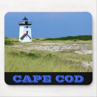 Faro Provincetown mA Cape Cod Mousepad Tapetes De Ratón