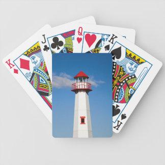 Faro rojo cartas de juego