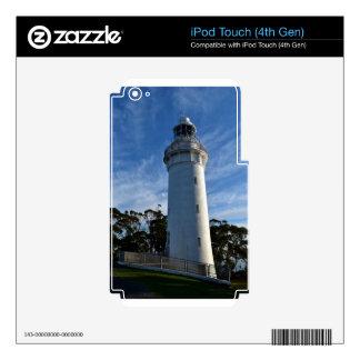 FARO TASMANIA AUSTRALIA iPod TOUCH 4G SKIN