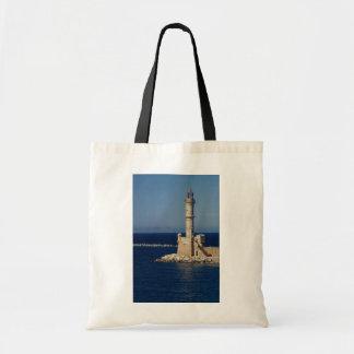 Faro veneciano Xania Creta Grecia Bolsa