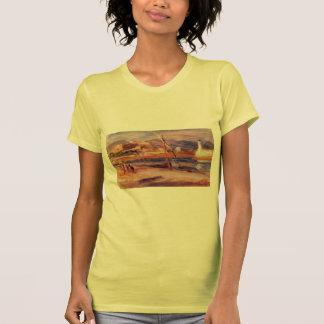 Faro y fuerte Carre Antibes de Pedro Renoir- Tee Shirts