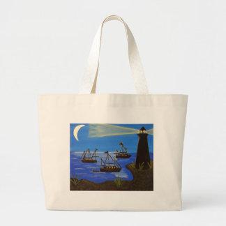 Faro y veleros bolsa