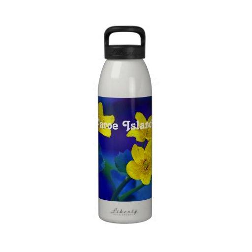 Faroe Island Botella De Agua Reutilizable