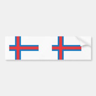 Faroe Island (cola), Groenlandia Pegatina De Parachoque
