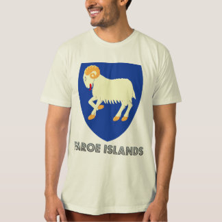 Faroe Islands Coat of Arms T-Shirt